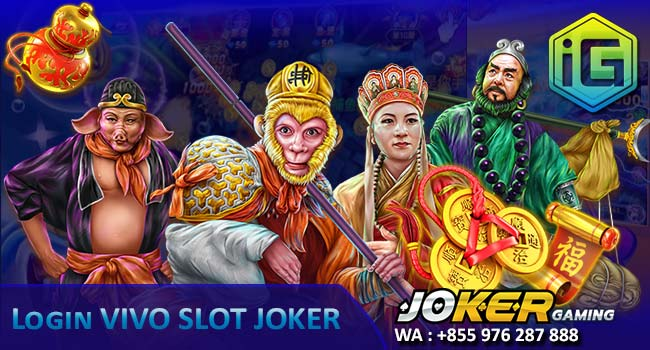 Login VIVO SLOT JOKER